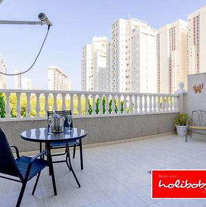 Family And Friends Getaway With An Epic Balcony L Pool L Perfect Location L Walk To Everywhere L Air Con L Free Welcome Pack L La Cala photos Exterior