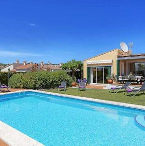 San Jaime Mediterraneo Villa Sleeps 7 With Pool Air Con And Wifi photos Exterior