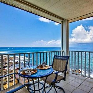 Oceanfront Amazing View Top Floor, Ac, King Bed, Remodeled Condo photos Exterior