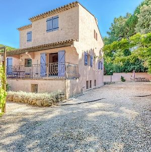 Spacious Villa With Heated Pool In Sainte-Maxime photos Exterior