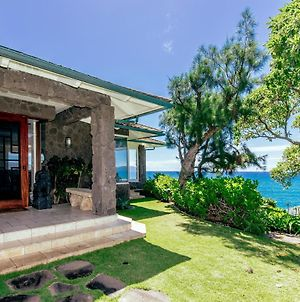 Oceanfront Blackpoint Home photos Exterior