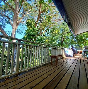 Outdoor Covered Terrace Backpackers Kohutahia Lodge Pick-Up Needed 7 Minutes By Car From Airport And Town photos Exterior
