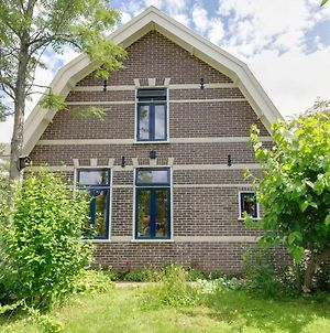 Peaceful Holiday Home In Krabbendam With Terrace photos Exterior