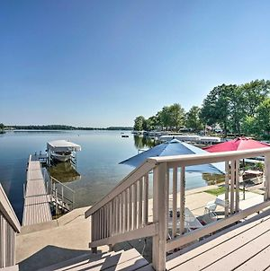 Lake George Cottage With Dock, Fire Pit & Kayaks photos Exterior