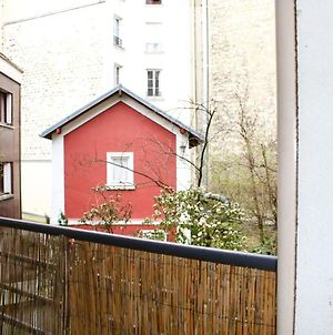 Apt With Terrace At The Foot Of Buttes-Chaumont photos Exterior