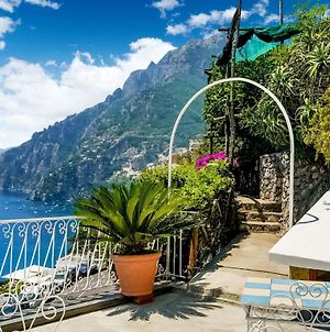 Gorgeous Sea View Holiday Home In Positano photos Exterior