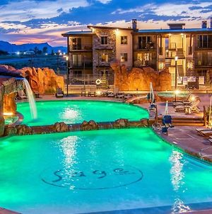 Moab Condo C7 Sage Creek Resort * Pool * Hot Tubs * Waterfalls * Clubhouse photos Exterior