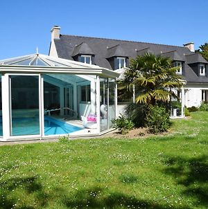 Villa With 7 Bedrooms In Locquirec With Private Pool Enclosed Garden And Wifi 200 M From The Beach photos Exterior