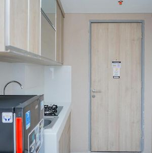 New Furnished With City View 1Br @ Akasa Apartment By Travelio photos Exterior