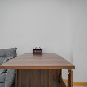New Furnished 2Br Apartment At Serpong M-Town Residence By Travelio photos Exterior