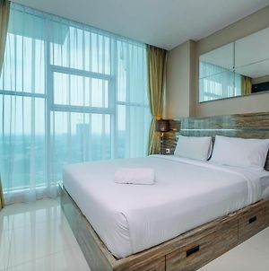Cozy And Stylish Studio Apartment At Brooklyn Alam Sutera By Travelio photos Exterior