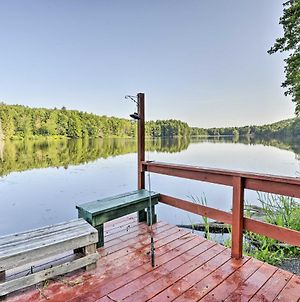 Hidden Lakefront Retreat Fire Pit And Fishing Dock! photos Exterior