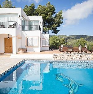 San Jaime Mediterraneo Villa Sleeps 9 With Pool Air Con And Wifi photos Exterior