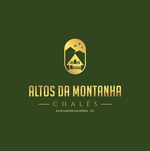 Chales Altos Da Montanha photos Exterior