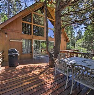 Rustic Lake Arrowhead Cabin - 5 Mins To Village! photos Exterior