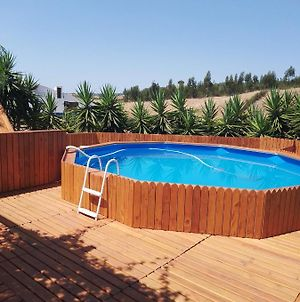 House With 3 Bedrooms In Santa Luzia With Wonderful Mountain View Private Pool Furnished Terrace 40 Km From The Beach photos Exterior