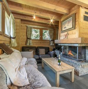 Cisenpo Beautiful Chalet 7Min From The Slopes Jacuzzi & Sauna photos Exterior