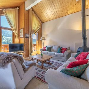 Lachat Beautiful Penthouse In The Center Of Meribel Appartement With Services photos Exterior
