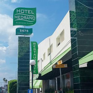 Hotel Medrano Tematicas And Business Rooms Aguascalientes photos Exterior