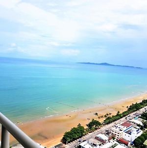 View Talay 8 Large Studio Apartment With Sea View Pattaya photos Exterior