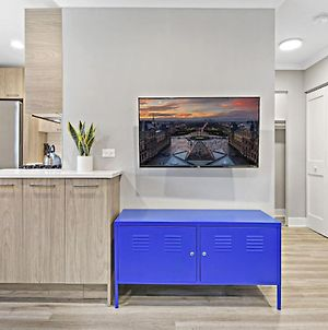Cozy Modern Studio In Lakeview Near Lincoln Park photos Exterior