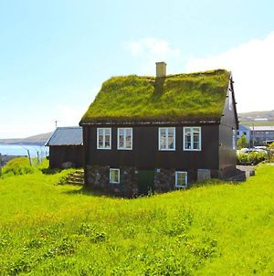 Traditional Faroese House In Torshavns City Center photos Exterior