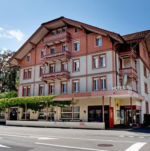 Bed & Breakfast Sonne Interlaken-Matten photos Exterior