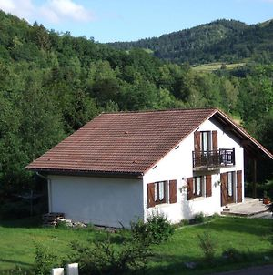 Beautiful Chalet In Le Menil With Private Garden photos Exterior