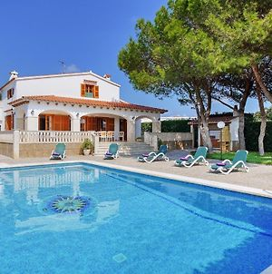 Cala Blanca Villa Sleeps 9 With Pool And Wifi photos Exterior
