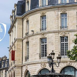 Coeur De City Hotel Bordeaux Clemenceau By Happyculture photos Exterior