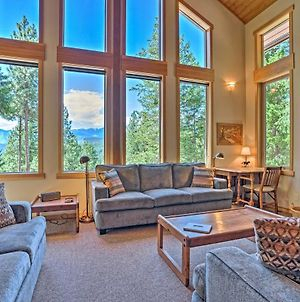 Secluded Leavenworth Cabin With Mtn Views And Fire Pit! photos Exterior