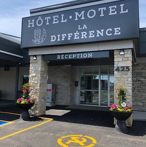 Hotel-Motel La Difference photos Exterior