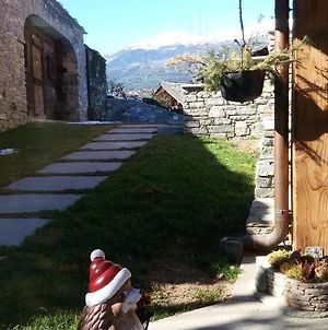 Apartment With One Bedroom In Aymavilles With Wonderful Mountain View Enclosed Garden And Wifi 7 Km From The Slopes photos Exterior