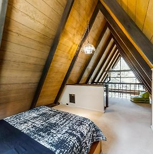 Delightful Tahoe Donner A-Frame photos Exterior