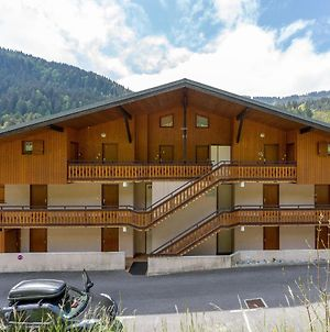 Inviting Apartment In Morzine With Balcony photos Exterior