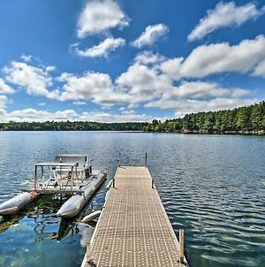 Lakefront Wild Rose Condo With Pier And Pontoon Boat! photos Exterior