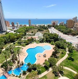 Apartment Coblanca With Sea View In Benidorm photos Exterior