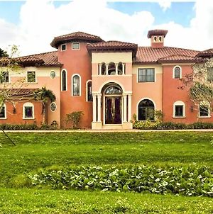 Chateau Paradiso Plantation Mansion Villa photos Exterior