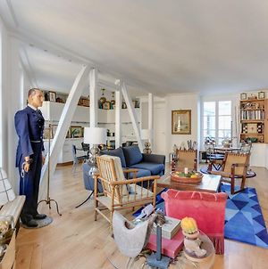 Stylish And Spacious Apartment - Champs-Elysees Up To 6 Guests photos Exterior