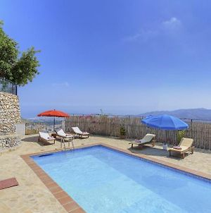 Frigiliana Villa Sleeps 6 With Pool Air Con And Wifi photos Exterior