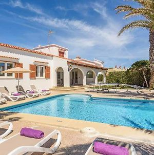 Cala'N Blanes Villa Sleeps 9 With Pool Air Con And Wifi photos Exterior