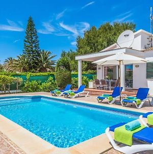 Villa In Cala'N Blanes Sleeps 6 Includes Swimming Pool Air Con And Wifi photos Exterior