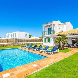 Cala'N Blanes Villa Sleeps 7 With Pool Air Con And Wifi photos Exterior