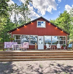 Lakefront Home With Views, Fire Pit & Outdoor Fun! photos Exterior
