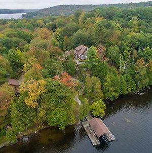 Vantage Point~Lovely 4 Bed, 2.5 Bath With Fabulous Views Of Lake Of Bays! photos Exterior