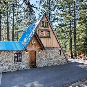 Squaw Valley Mountain Chalet With Private Hot Tub! photos Exterior