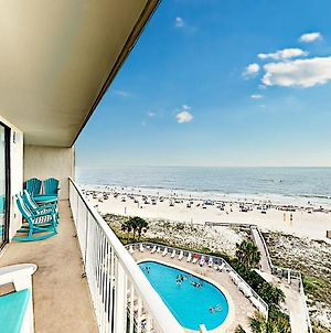New Listing! Chic Gulf-View Beach Condo With Pools Condo photos Exterior