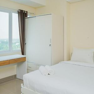 Minimalist Studio Apartment At B Residence Near Aeon Mall Bsd By Travelio photos Exterior