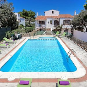 Cala Galdana Villa Sleeps 12 With Pool Air Con And Wifi photos Exterior