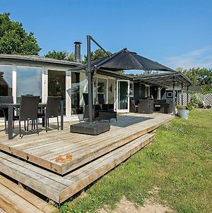 Four-Bedroom Holiday Home In Tranekaer 2 photos Exterior